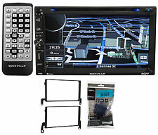 1997-1998 Ford F-150 Car Navigation/DVD/iPhone/Bluetooth/Pandora Receiver Radio