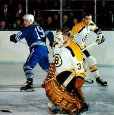 Gerry Cheevers Boston Bruins Unsigned 8x10 Photo