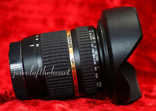 Tamron 10-24mm DI II Macro Zoom Lens for Sony A65 A77 A380 A500 A550 A580 A700