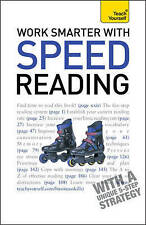 Work Smarter with Speed Reading: Teach Yourself, Konstant, Tina, New Book