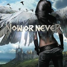 NOW OR NEVER - NOW OR NEVER  CD NEU