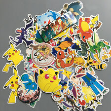 60pcs Pokemon Go Car Sticker Laptop Luggage Skateboard Bomb Graffiti Sticker
