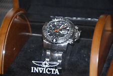 Invicta Valjoux Automatic 7750 Model 10653-500M Chronograph