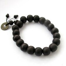 Wood Beads Tibet Buddhist Prayer Bracelet Mala