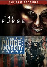 The Purge/The Purge: Anlarchy (DVD, 2015)