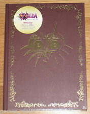 The Legend of Zelda Majoras Mask 3D Collectors Edition Guide Prima Hardback NEW