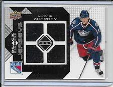 08-09 Black Diamond Nikolai Zherdev Quad Jersey