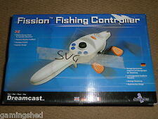 SEGA DREAMCAST fishing rod controller brand new boxed! jeu pad de contrôle de fission