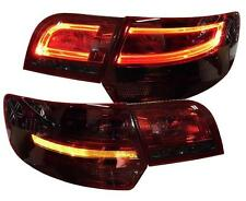 Lightbar FAROS TRASEROS LED AUDI a3 8p 03-08 Sport back rojo oscuro Facelift-Optik