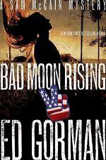 Bad Moon Rising: A Sam McCain Mystery (Sam McCain Mysteries)-ExLibrary