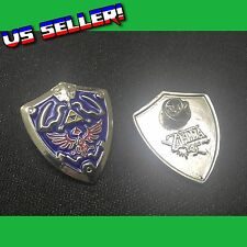 Legend Of Zelda Link Hylian Shield Pin Hyrule Warriors Breath Of The Wild Switch