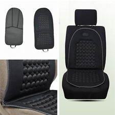 Car Auto Bubble Foam Seat Cushion Massage Therapy Beads Comfort Pad Cover Black