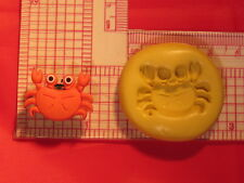Crab Push Silicone Push Mold A800 For Fondant Chocolate Resin Clay Candy