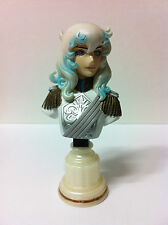 RARE! IKEDA The Rose of Versailles Lady Oscar Figure Model Doll Japan Anime