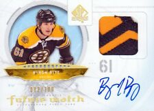 09-10 SP Authentic ROOKIE PATCH AUTO xx/100 Made! Byron BITZ #224 - Bruins