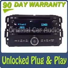 UNLOCKED GMC CHEVY BUICK Acadia Enclave Traverse Radio AUX USB MP3 DVD CD Player