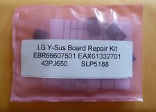 LG  EBR66607501 42PJ550 42PJ350 PLASMA TV EAX61332701   Y-sus BOARD Repair Kit