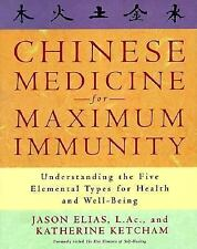 Chinese Medicine for Maximum Immunity: Understanding the Five Elemental Types fo