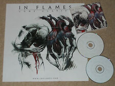 In Flames - Come Clarity (CD & DVD Set) 13 Tracks - Ex Condition - Fast Postage