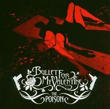 BULLET FOR MY VALENTINE THE POISON CD NEW+!!