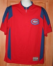 MONTREAL CANADIENS HOCKEY JERSEY-SHIRT L NHL