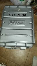 MAKE AN OFFER Thermodyne ShokStop Hard Sided Ikegami Camera Case ITC 730-A