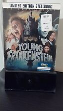YOUNG FRANKENSTEIN BLU-RAY [40th Anniversary Edition] STEELBOOK LIMITED RARE NEW
