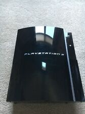 Sony PlayStation 3 Launch Edition 40 GB Piano Black Console (PS398006)