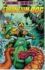 Strontium Dog # 4 (of 4) (Carlos Ezquerra) (Eagle Comics USA, 1986)