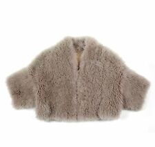 Brunello Cucinelli reversible Fur womens jacket VEST coat NEW