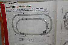 Lionel Fastrack layout