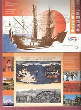 NEDERLAND THEMASET 400 JAAR NEDERLAND-JAPAN 1600-2000