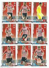 2014 / 2015 EPL Match Attax SOUTHAMPTON Team, Tactic, Man of the Match, Duo