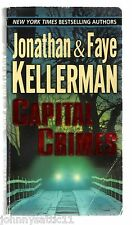 Capital Crimes by Jonathan Kellerman and Faye Kellerman (2007, Paperback)