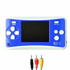 """152 in 1 2.5"""" LCD Handheld Game Console Blue/White"""