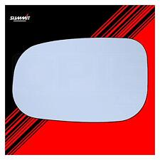 Wide Angled Mirror Glass - Summit ASRG-751 - Fits Volvo S40, S60, S80, C30 LHS