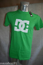 TEE SHIRT  DC SHOES  SKATE WEAR TAILLE XS  MAGLIA/TOP  NEUF