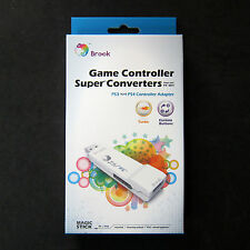 PS3 Controller Adapter to PS4 for Console No Need Original PS4 Controller Brook