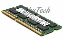 Tested 4GB DDR3 PC3-10600S 1333MHz 204 Pin Laptop Memory Fast Free Shipping