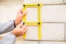 Angle-Izer Ultimate Tile & Flooring Template Tool Multi-Angle Ruler