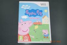 Peppa Pig The Game Nintendo Wii UK PAL **FREE UK POSTAGE**
