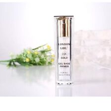 New 24k Gold Gel Face Primer By London Girl For All Skin Type For Just £6.99