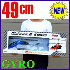 RC 3 GYRO New Remote Control Helicopter 3.5CH BIG not mini xMas Christmas Blue