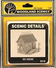 Woodland Scenics HO/HOn3 Ice House (D219)