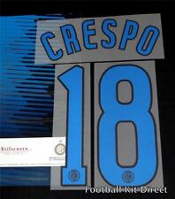 Inter Milan Crespo 18 2006/07 Football Shirt Name number Set Kit Away