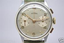 SUPER FINE VINTAGE MILITARY WATCH DELBANA chronograph