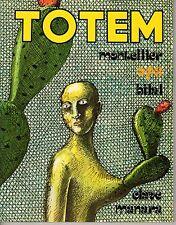Fumetto TOTEM EDIZIONE NUOVA FRONTIERA ANNO 1980 NUMERO 3 OTTIMO