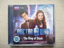 DOCTOR WHO - AUDIO - THE RING OF STEEL -  Excellent Condition!