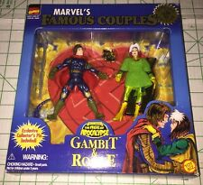 Gambit & Rogue Marvel's Famous Couples Age of Apocalypse X-Men Action Figures