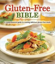 Gluten-Free Bible : A Comprehensive Guide to Cooking Gluten-Free BRAND NEW HC BK